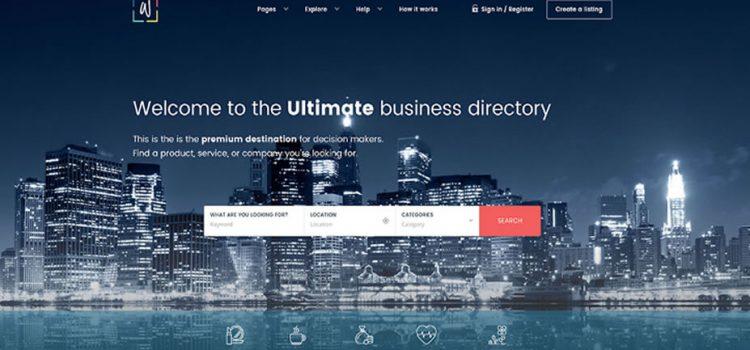 Criamos o Guia comercial  ou Portal Turistico online
