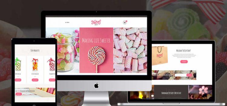 Sites para Lojas de chocolateria & Docerias e Padarias