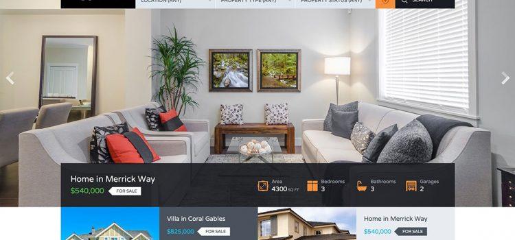 Criação de Sites especializados para imobiliárias